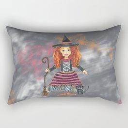 Zelda the Good Witch Rectangular Pillow