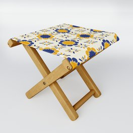 Lisboeta Tile Folding Stool