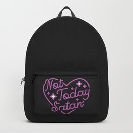 not today satan III Backpack