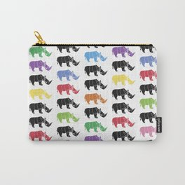 Rhino paper Carry-All Pouch