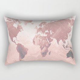 MAP-Freedom vibes worldwide  IΙ Rectangular Pillow
