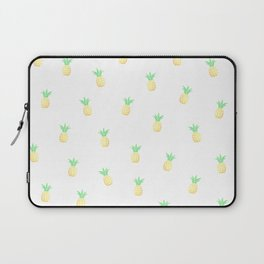 Teeny Tiny Pineapples Laptop Sleeve