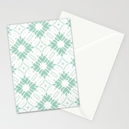 Watercolor Shibori Sea Salt Stationery Cards