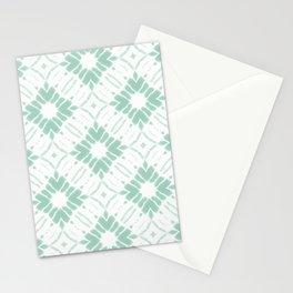 Watercolor Shibori Sea Salt Stationery Cards