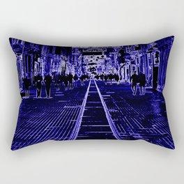 Istiklal Street Rectangular Pillow