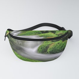 Flowing water Fanny Pack