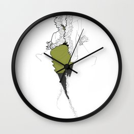 La Mode 2 Wall Clock