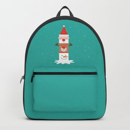 Holiday Totem Backpack