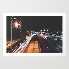 Remember Where You Started Art Print