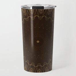 Sequential Baseline Mandala 16 Travel Mug