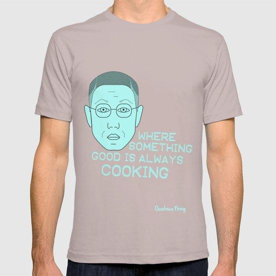 Breaking Bad - Faces - Gustavo Fring T-shirt