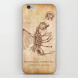 Miskatonic Surgery - Mi Go (Cosmocrustatus invisibilis) iPhone Skin