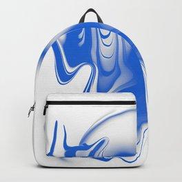 mask1 blue Backpack