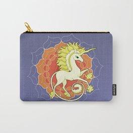 Vendel Unicorn - the sun Carry-All Pouch