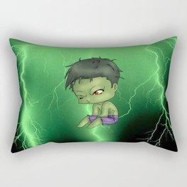 Chibi Hulk Rectangular Pillow