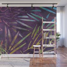 Sunset Batik 02 Wall Mural