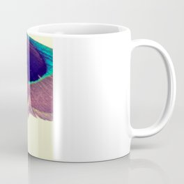 Peacocking Coffee Mug