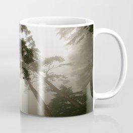 She follows me into the woods Coffee Mug