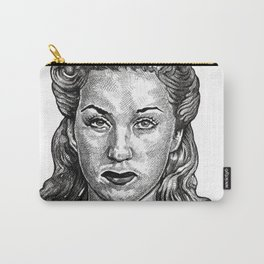 Double Indemnity Carry-All Pouch