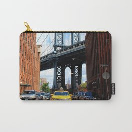 That Brooklyn View - The Empire Peek Carry-All Pouch
