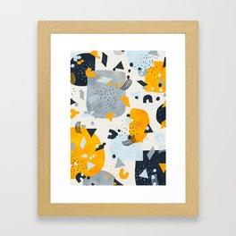 Ania Framed Art Print