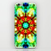 it crowd iPhone & iPod Skins featuring CROWD by JONNYMELLOR