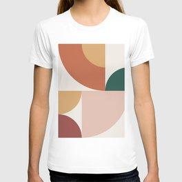 Abstract Geometric 13 T-shirt