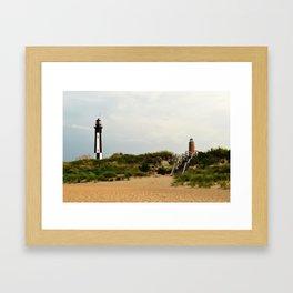 Beach IV Framed Art Print