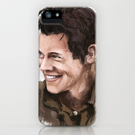 Harry Styles, Dunkirk iPhone Case