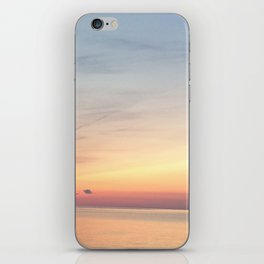 Sunset Lake iPhone Skin