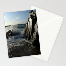 Black Rock, White Light. Stationery Cards