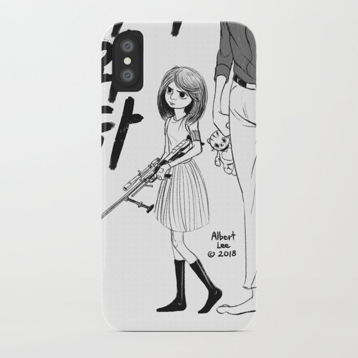 Father And Daughter Iphone Case By Arbot Society6