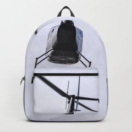 Flying Into Cloud Backpack