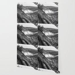 Yellowstone River At Lava Creek Wallpaper