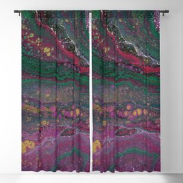 Gemstone Ore Blackout Curtain