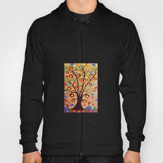 Abstract tree 4 Hoody