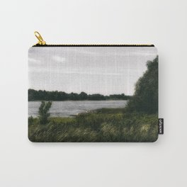 Green Bank Of The Rhine Carry-All Pouch