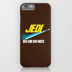 Brand Wars: Jedi - blue lightsaber Slim Case iPhone 6s