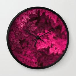 Pink Pill Perversion Wall Clock