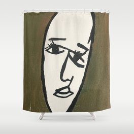 trudy Shower Curtain