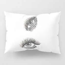 Eye of the Tigeress Pillow Sham