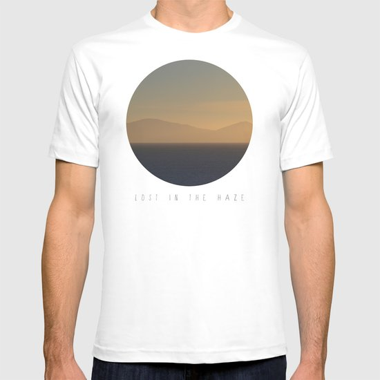 Lost In The Haze T-shirt
