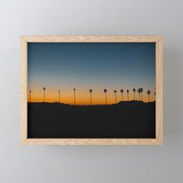 Palm Sunday Framed Mini Art Print