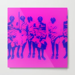 Jump Up In The Air & Stay There #3 Metal Print
