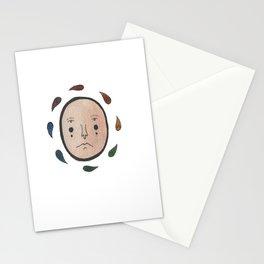 spirit seal (nomads) Stationery Cards