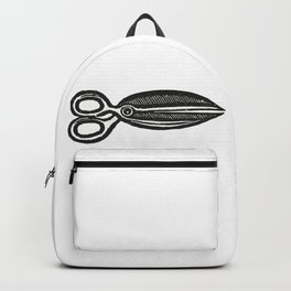 Scissors Backpack