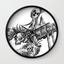 HELL'S ZODIAC - SCORPIO Wall Clock