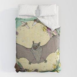 big brown bat. Comforters