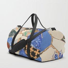 Mosaic decoration Duffle Bag