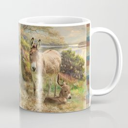 Donkey Love Coffee Mug